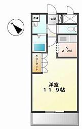 武川駅 4.0万円