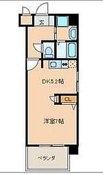COSMOIII[2階]の間取り