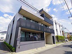 東京都国分寺市本多4丁目の賃貸マンションの外観