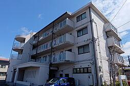 滋賀県野洲市冨波甲の賃貸マンションの外観