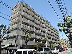 東京都狛江市中和泉2丁目の賃貸マンションの外観