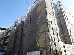 大阪府大阪市住之江区御崎6丁目の賃貸アパートの外観