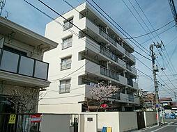柿沢ハイム[4階]の外観
