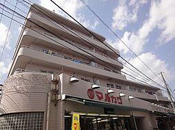 東京都東久留米市前沢5丁目の賃貸マンションの外観