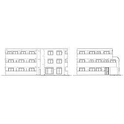 セント エバリュード スクエア[103号室号室]の外観