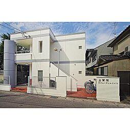 京都府京都市北区上賀茂岡本町の賃貸マンションの外観