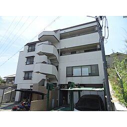 奈良県生駒郡三郷町信貴ケ丘1丁目の賃貸マンションの外観