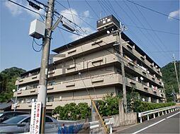 京都府京都市伏見区醍醐下端山町の賃貸マンションの外観