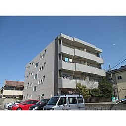新潟県新潟市中央区学校町通3番町の賃貸マンションの外観