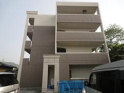 福岡県北九州市八幡西区青山3丁目の賃貸マンションの外観