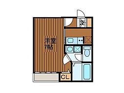 Premium Hills Machida[3階]の間取り