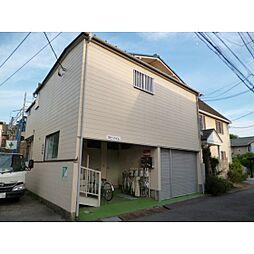 東京都杉並区西荻南1丁目の賃貸アパートの外観