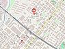 地図,1LDK,面積36.85m2,賃料5.4万円,JR函館本線 琴似駅 徒歩2分,,北海道札幌市西区八軒二条西2丁目5番25号