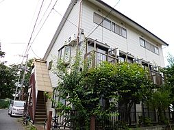 コーポ鈴木[102号室]の外観