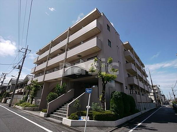 エルスタンザ田園調布 4階の賃貸【東京都 / 大田区】