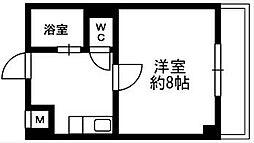 ソナーレ清瀬[405号室]の間取り