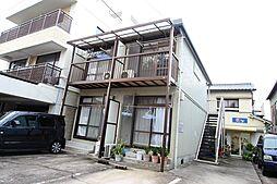 広島県広島市南区宇品東7丁目の賃貸アパートの外観