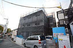 エルスタンザ伊丹[3階]の外観