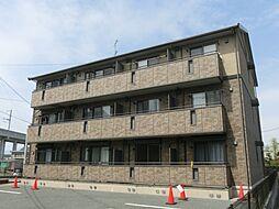 レジデンスTamaya A[2階]の外観
