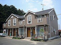 福岡県糟屋郡宇美町障子岳南2丁目の賃貸アパートの外観