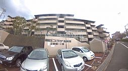 朝日プラザ生駒西2番館D棟[6階]の外観