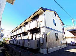 埼玉県朝霞市三原4丁目の賃貸アパートの外観