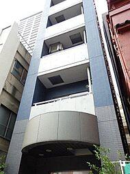 東京都台東区台東1丁目の賃貸マンションの外観