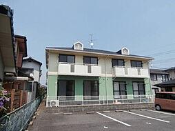 ハーモニー福田[1階]の外観