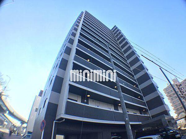 愛知県名古屋市昭和区鶴舞2丁目の賃貸マンション