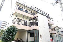 埼玉県入間市扇町屋2丁目の賃貸マンションの外観