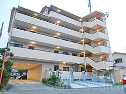 大阪府堺市東区菩提町1丁の賃貸マンションの外観