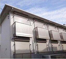 JR中央線 東小金井駅 徒歩10分の賃貸アパート