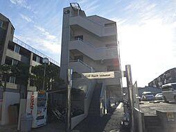 神奈川県横浜市港北区日吉7の賃貸マンションの外観