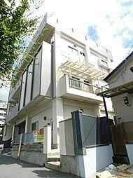 福岡県北九州市小倉北区黒原2丁目の賃貸マンションの外観
