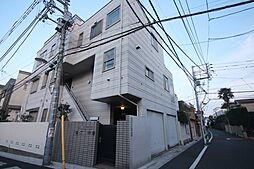 村越家マンション[2階号室]の外観