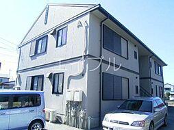 クレール林崎 B棟[2階]の外観