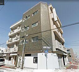 愛知県名古屋市北区駒止町1丁目の賃貸マンションの外観