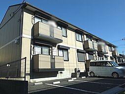 千葉県千葉市緑区おゆみ野南1の賃貸アパートの外観
