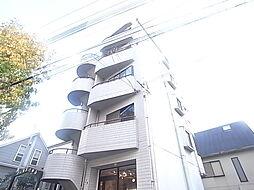 ジュネス六甲道[402号室]の外観