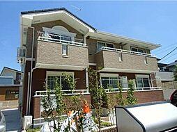 クレメントハウス湘南[203号室]の外観