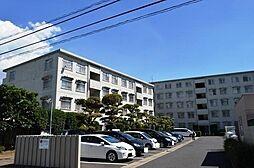 千葉県鎌ケ谷市くぬぎ山4丁目の賃貸マンションの外観