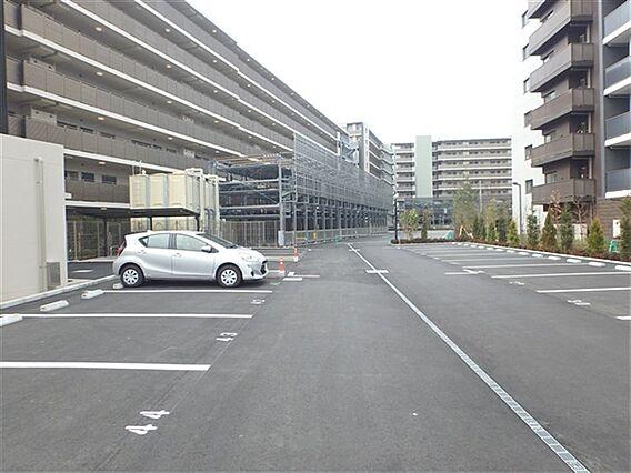 駐車場(要空確...