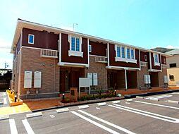 和歌山県和歌山市布施屋の賃貸アパートの外観