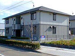 兵庫県赤穂市海浜町の賃貸アパートの外観