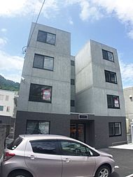 レユシール山鼻南[3階]の外観