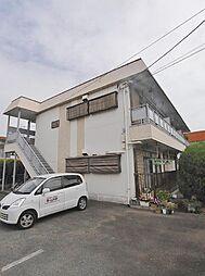 第2木村コーポ[1階]の外観