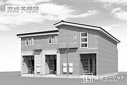 JR東海道本線 岡崎駅 徒歩28分の賃貸アパート