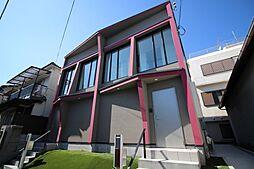 [テラスハウス] 兵庫県神戸市灘区国玉通3丁目 の賃貸【/】の外観