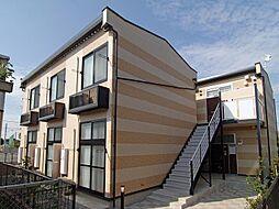 埼玉県さいたま市桜区五関の賃貸アパートの外観