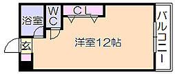 メゾンフジヨシ[103号室]の間取り